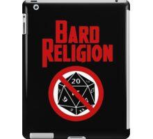 Bard Religion iPad Case/Skin