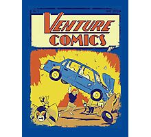 Venture Comics: Brock (first appearance) Photographic Print