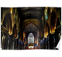 Through The Pews Poster
