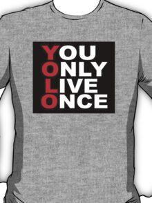 Yolo Items T-Shirt