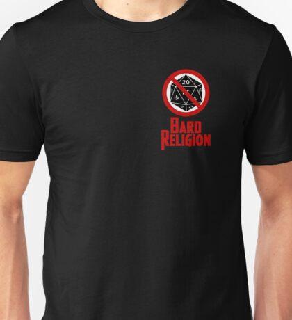 Bard Religion 2 Unisex T-Shirt
