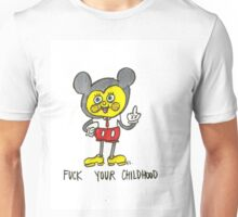 Mickey Squarepants Unisex T-Shirt