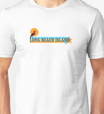 LBI - Long Beach Island NJ. Unisex T-Shirt