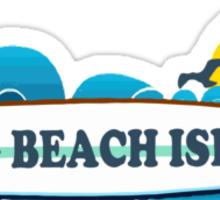 LBI - Long Beach Island NJ. Sticker