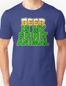 Beer Spirit Animal Unisex T-Shirt