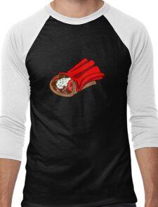 Super Gyro Men's Baseball ¾ T-Shirt
