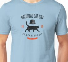 National cat day 10.29.2005 vintage Unisex T-Shirt