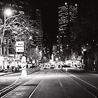 Melbourne, down the main by StolenName