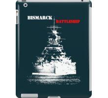Bismarck - Battleship iPad Case/Skin