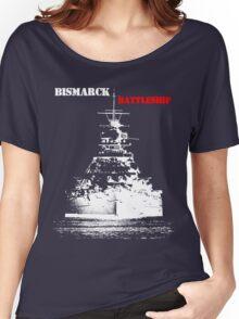 Bismarck - Battleship Women's Relaxed Fit T-Shirt