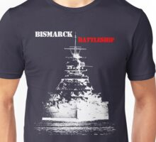 Bismarck - Battleship Unisex T-Shirt