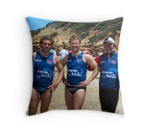 Anglesea SLSC Carnival Jan09 (10) Throw Pillow