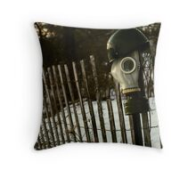 What Happened To The Post-War Dream? Throw Pillow