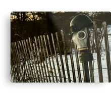 What Happened To The Post-War Dream? Metal Print
