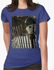 What Happened To The Post-War Dream? Womens Fitted T-Shirt