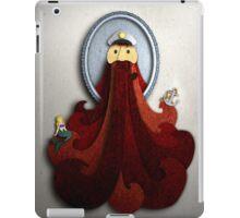 Portrait - Red Beard iPad Case/Skin