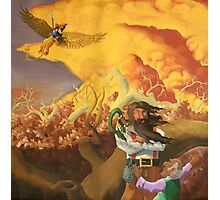 Flynt and the Mayor Photographic Print