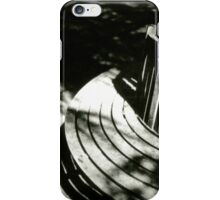 Roundabout Bench iPhone Case/Skin
