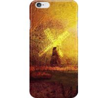 Ye olde Mill'... iPhone Case/Skin