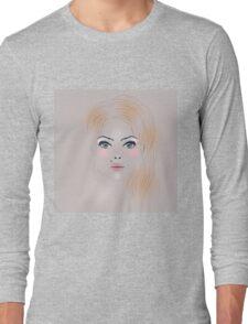 Fashion Girl 2 Long Sleeve T-Shirt
