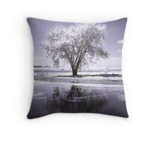 Cloudtree Throw Pillow