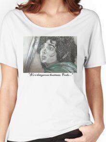 Dangerous Business Women's Relaxed Fit T-Shirt