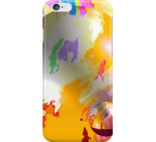 As The World Turns to Peace iPhone Case/Skin