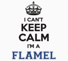 I cant keep calm Im a FLAMEL by icanting