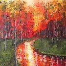 Sunset dream by vitbich