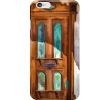 Old Town Scottsdale Doorway iPhone Case/Skin