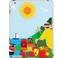 Over the bay iPad Case/Skin