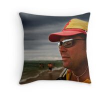 NOT on my watch! Throw Pillow