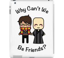 Harry & Voldemort iPad Case/Skin