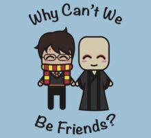 Harry & Voldemort Baby Tee