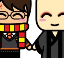 Harry & Voldemort Sticker