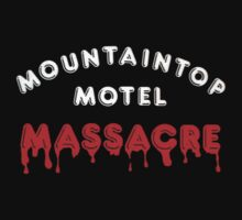Mountaintop Motel Massacre (Main Title) by shawnofthe80s
