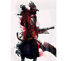 Bloodborne - Hunter Photographic Print