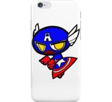 Capitan America! iPhone Case/Skin