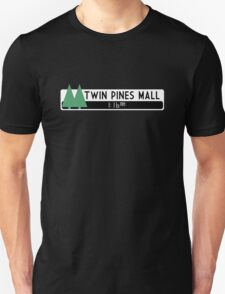 Twin Pines Mall logo (Back to the Future) T-Shirt