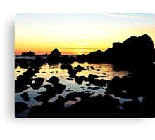 luffenholtz sunset Canvas Print