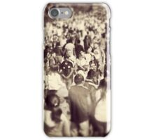 Sunday in the park in Mexico City iPhone Case/Skin