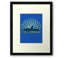 Children of the Mountain Fellowship Framed Print