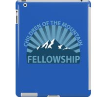 Children of the Mountain Fellowship iPad Case/Skin