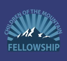 Children of the Mountain Fellowship by chachipe