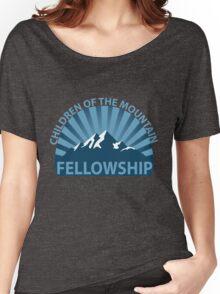 Children of the Mountain Fellowship Women's Relaxed Fit T-Shirt