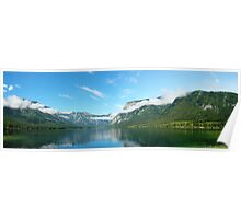Lake Bohinj Poster