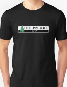 Lone Pine Mall Logo (Back to the Future) T-Shirt