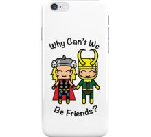 Thor & Loki iPhone Case/Skin