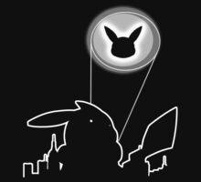 Bat Pikachu by SuppaDagon