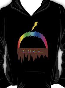 C O R E (Colours Of Rainbow Electrocuted) T-Shirt